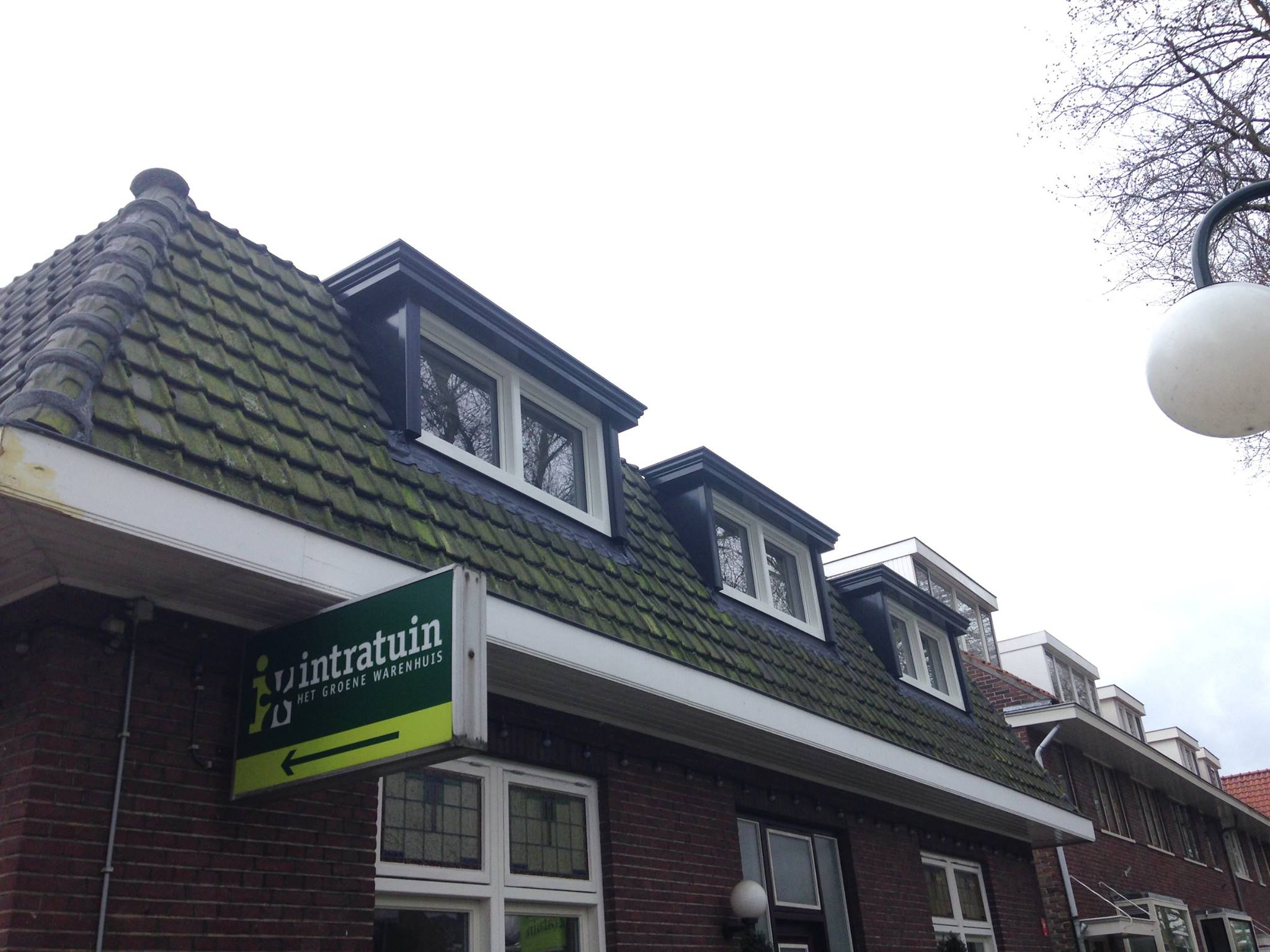 Vijf Knipping prolux dakkapellen geplaatst te Utrecht!