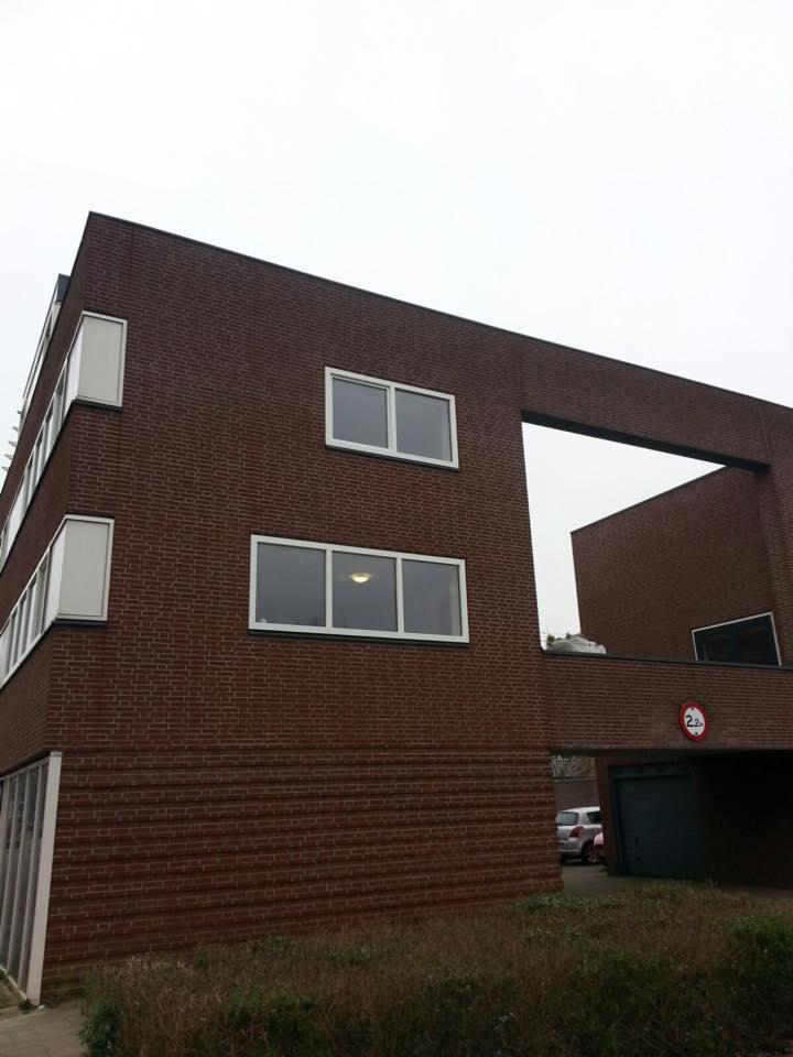 Derde woning in de straat waar we Knipping kozijnen hebben gemonteerd te Utrecht!