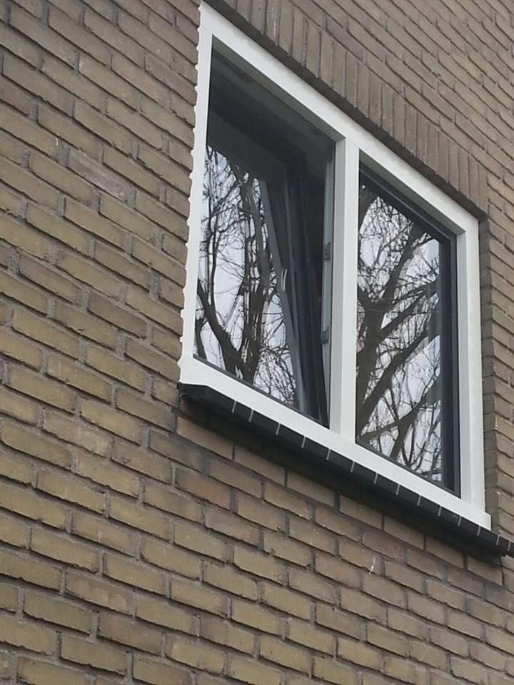 Knipping kozijnen gemonteerd in deze woning te Tull en 't Waal!