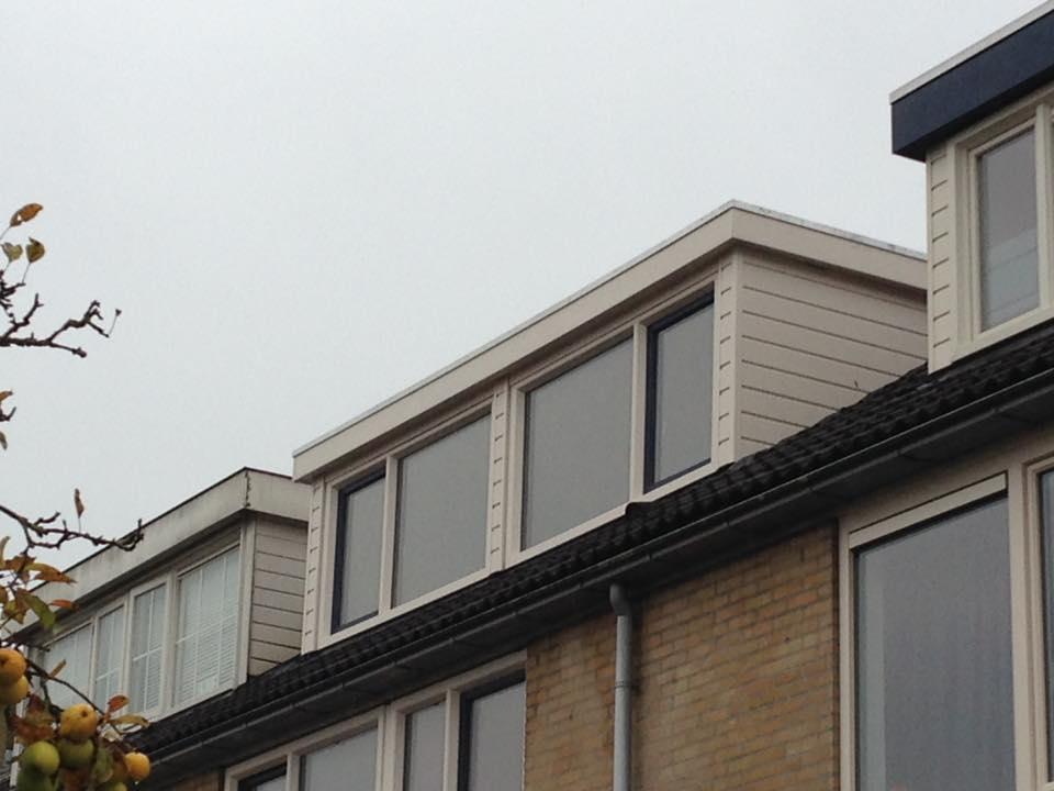 Kunststof kozijnen, deuren en traditionele dakkapel gemonteerd te Culemborg.