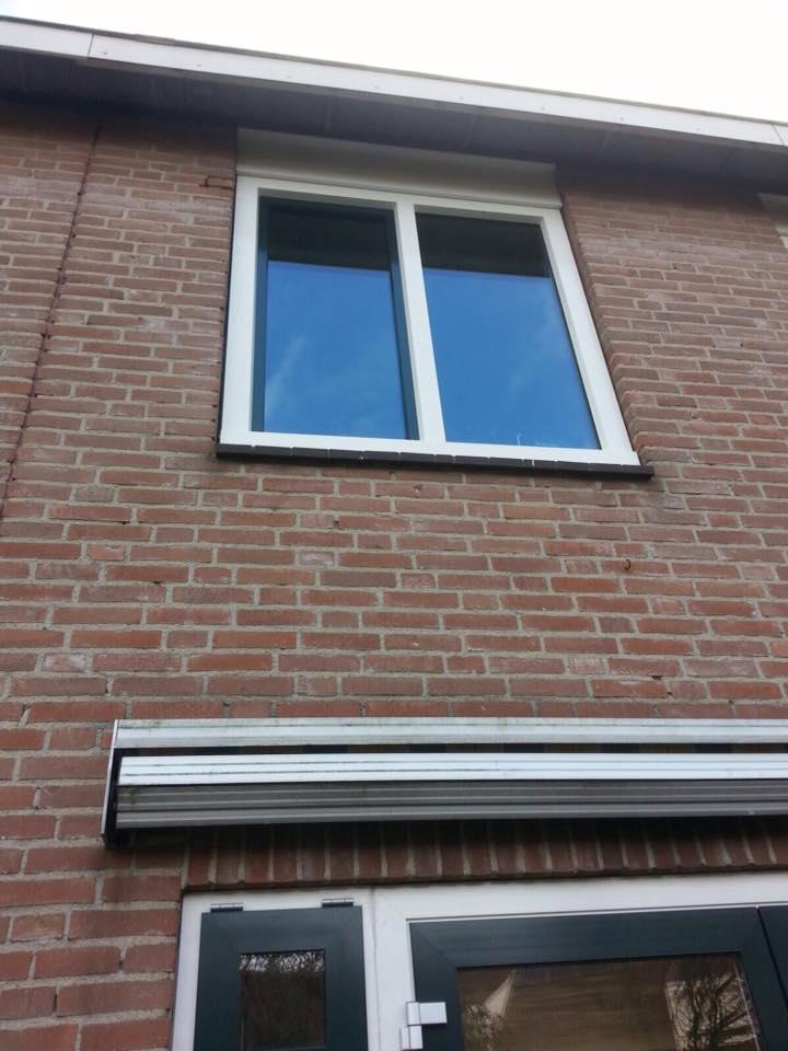 Knipping Elegance kozijnen gemonteert te Wijk bij Duurstede!