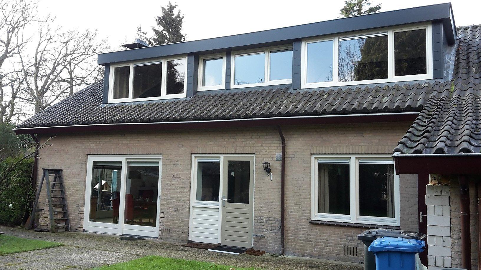 Dakkapel renovatie te Hoogland (Amersfoort)